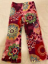 Little Girl's Colorful Leggings, Pants (Polyester/Spandex) Size 4