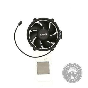 USED AMD YD2600BBAFBOX Ryzen 5 2600 Processor with Wraith Stealth Cooler