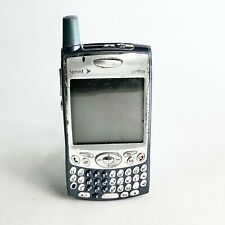 """Palm Treo 650 Silver & Gray Sprint 2.4"""" TFT Touch Screen 0.3MP Smartphone"""