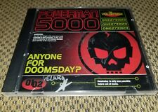 AUTOGRAPHED! SPIDER ONE!! Powerman 5000 Anyone For Doomsday CD EXTREMELY RARE!!!