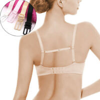 Women's Adjustable Fastener Buckle Underwear Bra Extender Strap Clip Removable