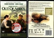 Out of Africa * NEW DVD * Meryl Streep Robert Redford (Region 4 Australia)