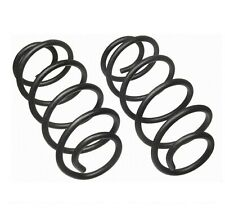 For Chevy Suburban 1500 GMC Yukon Rear Constant Rate 315 Coil Spring Set Moog