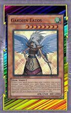 Gardien Eatos CT08-FR013 Vent Elfe Effet Niveau 8 YGO
