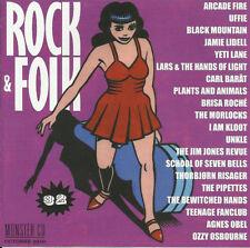 CD SAMPLER ROCK & FOLK - N° 32 - OCTOBRE 2010