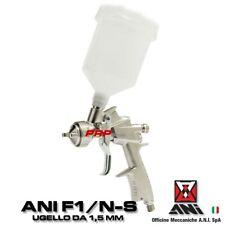 Ani F1/N-S 11/A 1.5 Aerografo Pistola A Spruzzo Per Verniciatura Professionale