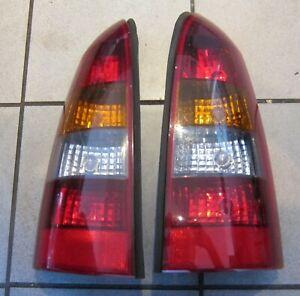 Opel Astra G Kombi Caravan original Rücklichter Rückleuchten links+rechts 98-05