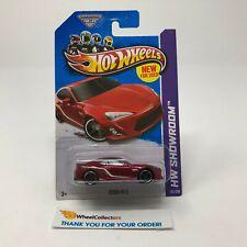 Scion FR-S #199 * RED * 2013 Hot Wheels * Q17