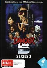 Danger 5: Series 2  - DVD - NEW Region Free