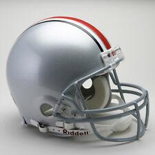 OHIO STATE BUCKEYES NCAA Riddell ProLine Authentic VSR-4 Football Helmet