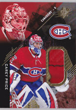 17-18 SPX Carey Price /10 Pad Premium Materials Canadiens 2017