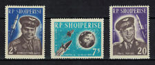 "Albania 1963 _ Group Flight of the Space Capsules ""Vostok 3"" & ""Vostok 4"" -MNH**"