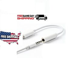 For Apple Lightning to 3.5MM Headphone Jack AUX Adapter For iPhone 7 8 Plus X