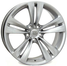 20 inch WIDEPACK NEPTUNE SET of Wheels BMW 5 GT / 7 series - OEM COMPAT (ITALY)