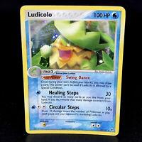 Ludicolo Holo - EX Deoxys 10/107 - Rare Pokemon Card - Near Mint NM