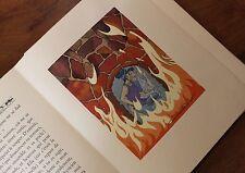 1946 Lucius de Patras L'Âne Belle édition illustrée par André Didier 1/50 Japon
