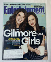 April 15, 2016 Entertainment Weekly #1410 ~ GILMORE GIRLS, Kerry Washington