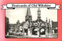 POSTCARDS OF OLD WILTSHIRE by Dawn Robinson-Walsh [Editor]