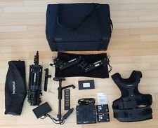 STEADICAM TIFFEN FLYER Stabilizer System.Very Lightly Used.Beautiful Condition.