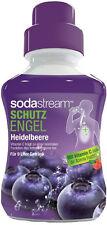 11,44€/L Sodastream Schutzengel HEIDELBEERE Getränkesirup 375ml Konzentrat Sirup