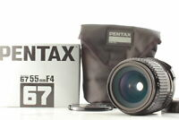 [Unused in Box] SMC Pentax 67 55mm f/4 MF lens late Model For 67 67II From JAPAN