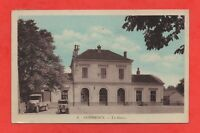 COMMERCY - La gare   (J3812)