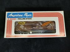 American Flyer Western Pacific Boxcar, New in Original Box