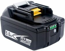18V 5.0Ah 90Wh High Capacity Lithium Battery Replacement for Makita