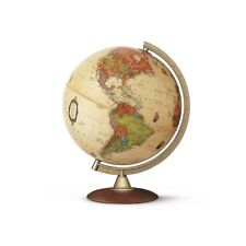 mappamondo luminoso globo colombo 30 cm.ditta Nova Rico Firenze  base legno