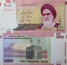 IRAAN 2000 RIALS UNC # 25