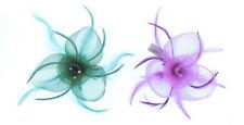 Bibis et bijoux de cheveux violet pour femme