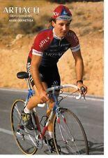 CYCLISME carte cycliste AXIER GUENETXEA équipe ARTIACH 1993