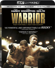 Warrior (REGION A Blu-ray New)