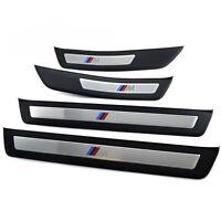 BMW NEW GENUINE 5 SERIES F10 F11 M SPORT DOOR SILL FULL SET RETROFIT DOOR ENTRY