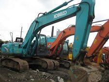 Kobelco SK60-220 Super Mark V Escavatore-Manuale Officina