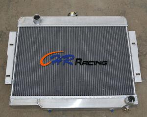 Aluminum Radiator for 72-86 Jeep CJ,CJ5,CJ7 V8 Chevy Engine Conversion
