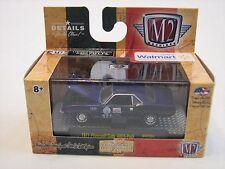 M2 Machines Rally Historico 1971 Plymouth Cuda 440 6-Pack Walmart Exclusive