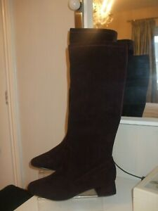 WOMENS  BOOTS BY EVANS SIZE 9 EEE WIDE FIT NWT