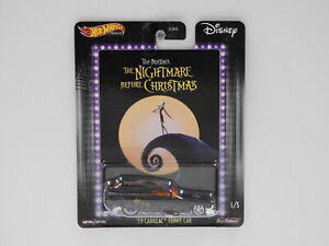 """1:64 1959 Cadillac Funny Car - Hot Wheels Premium """"The Nightmare Before Christma"""