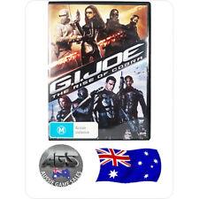 G.I. Joe: The Rise of Cobra (DVD) - Region 4 - Dennis Quaid - Channing Tatum
