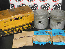 "PETTER 4 STROKE PETROL 2A TYPE 1937 on HEPOLITE PISTON KITS +0.30""  NOS"