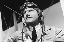 Kenneth More Flying Helmet As Douglas Bader Reach For The Sky 11x17 Mini Poster
