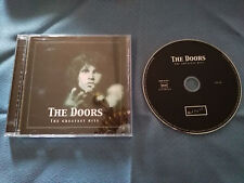 THE DOORS THE GREATEST HITS CD BRISA SPANISH EDITION 2014 UNICO EBAY