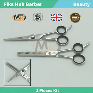 Professional Hairdresser Scissors Oil Hair Cutting and Thinning with Brand NEW