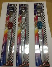 FOURING IZEN OX EARTH TWO LED ANTI STATIC STRIP WITH SILVER,BLUE OR RED SKULL NZ