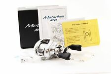 SHIMANO Metanium MGL Right Handle Bait casting Reel From Japan USED #C493