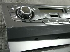 # AUDI A4 B8 8K ALL ROAD Q5 A5 S5 _ PANEL CLIMATE CONTROL SWITCH UNIT