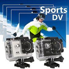 SJ8000 4K Ultra Waterproof WIFI 1080P 170° Sports Action DV HD Camera Camcorder
