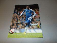 Salomon Kalou  FC Chelsea   Hertha BSC signiert signed Autogramm 20x28 Foto