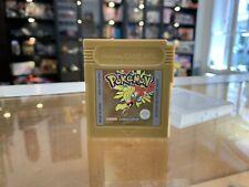 Pokemon Gold, Game Boy